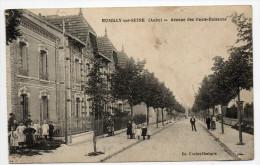 ROMILLY SUR SEINE (10) - AVENUE DES HAUTS BUISSONS - Romilly-sur-Seine