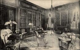 BIBLIOTHEQUES - Livres - Chateau De DREUX - Bibliothèques
