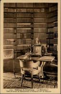 BIBLIOTHEQUES - Livres - Chateau De COMBOURG - Bibliothèques