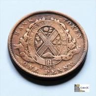Canada - 1 Penny - 1837 - Canada