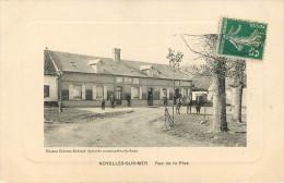 Noyelles Sur Mer : Rue De La Plae - Francia