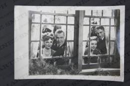 Original Vintage Press Real Photography Cinema/ Movie 1949: Task Force - Actors: Gary Cooper & Jane Wyatt - Personalidades Famosas