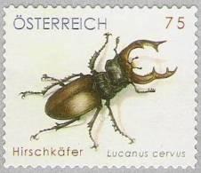 """(12775).Autriche 2007 Y&t N°2516 **.  """"Hirschkäfer"""". - 1945-.... 2ème République"""