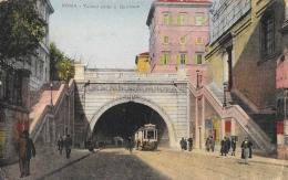 Roma - Tunnel Sotto Il Quirinale - Tramway - Transports