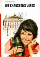 Rouge et Or Les chaussons verts (Mich�le des �les) par Saint Marcoux (ISBN 2261000588)