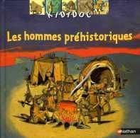 Enfantina Les hommes pr�historiques (livre � syst�me ISBN 2092503332 EAN 9782092503331)