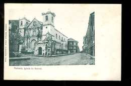 P2014/12/07 Panama Iglesia De Merced - Panama