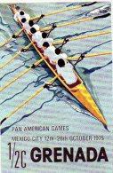 L - 1975 Grenada - Giochi Panamericani A Mexico City - Canottaggio