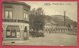 Flémalle-Haute - La Gare ( Voir Verso ) - Flémalle