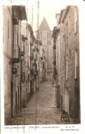 POSTAL DE MALLORCA DE LA CALLE OLIVERA DEL AÑO 1945 (N.C.P. ES PROPIEDAD) - Mallorca