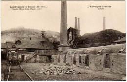 Les Mines De La Taupe ( Cie Des Mines De La Haute-Loire ) - France