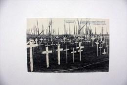 Zonnebeke   Frezenberg   Cimeti�re Anglais  English Cemetery  Potijse Ypres 1918-19     EERSTE WERELDOORLOG