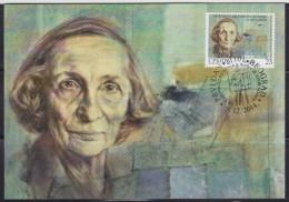 6255. Serbia, 2014, 100 Years Since Birth Of Painter Ljubica Cuca Sokic, CM - Serbia