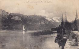 Lac D'ANNECY Et La Tournette (F3k-747) - Annecy