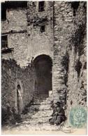 Contes - Rue De Fraon, Ancienne Poterne - Contes