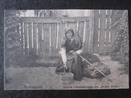 Old Postcard - Wahrsagerin - Kündet Lebensschicksale Aus Weissen Bohnen - Bulgaria