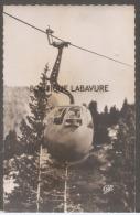 38----VILLARD DE LANS--La Benne En Route----cpsm Pf - Villard-de-Lans