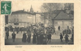 PLACE DE L'OCTROI - Lavaur
