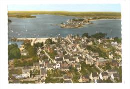 Loctudy-vue Générale Aérienne Et Le Port--(A.4001) - Loctudy