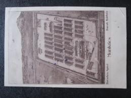 Rare Old Postcard - Ukraine - Munkacevo / Hungary - Munkács (WWI) - Baracken Spital. - Hungría