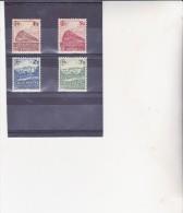 TIMBRES COLIS POSTAUX- NEUF X -N° 177 A 180 -COTE :11,90€
