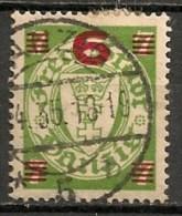 Timbres - Allemagne - Etranger - Dantzig - 1926/28 - 6/7. -