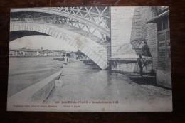 Bourg De Péage - Inondations De 1914 - Sin Clasificación