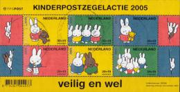 Nederland - Kinderzegels - Nijntje - Gebruikt-gebraucht-used - NVPH Blok 2370 - Periode 1980-... (Beatrix)