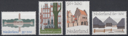 Nederland - Zomerzegels - Postfris/MNH - NVPH 1068-1071 - Periode 1949-1980 (Juliana)