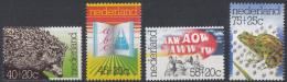 Nederland - Zomerzegels - Postfris/MNH - NVPH 1085-1088 - Periode 1949-1980 (Juliana)