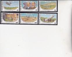 REPUBLIQUE TOGOLAISE -  N° 914-15 + POSTE AERIENNE N° 338-341 NEUF X-FRERES WRIGHT - Togo (1960-...)