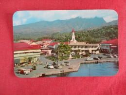 Papeete Capital Of Tahiti    Ref 1639 - Polynésie Française
