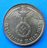 Allemagne Germany Deutschland 3�me Reich 10 reichspfennig 1938 E km 92 SUPERBE !!!
