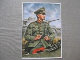 Reproduction De Dessin : Marechal VON KLEIST Sur Le Front De L'est 1943 - Documents