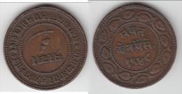 **** INDE - INDIA - BARODA - 2 PAISA VS1948 (1891) **** EN ACHAT IMMEDIAT !!! - India