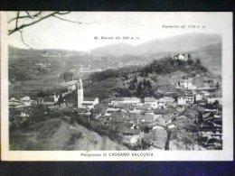LOMBARDIA -VARESE -CASSANO VALCUVIA -F.P. LOTTO N 419 - Varese