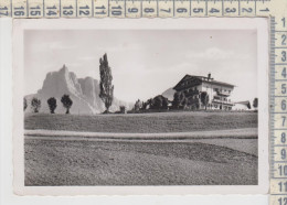 Bolzano  Castelrotto  Pensione Belvedere  Dolomiti  1957 - Bolzano