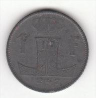 LEOPOLD III  -  1 Franc 1942 Vl/Fr   (15) - 1934-1945: Leopold III