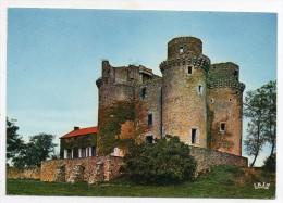 86 - Châteaux En Poitou - Château De La Messelière XIVe Siècle - Schlösser