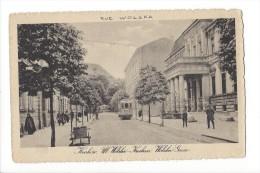 10916 -  Krakow Krakau Wolska Gasse Tram - Pologne