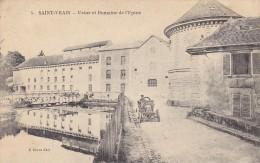SAINT-VRAIN - Usine Et Domaine De L'Epine - Saint Vrain