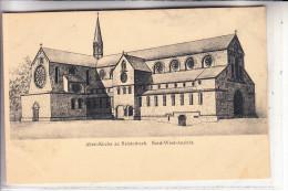 5330 KÖNIGSWINTER - HEISTERBACH, Abtei-Kirche, Nord-West Ansicht - Koenigswinter