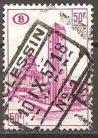 *1953/1956 - BELGIEN - 315 O - Bahnwesen