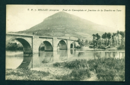 FRANCE  -  Millau  Bridge  Vintage Postcard  Unused As Scan - Millau