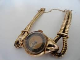 MONTRE & BRACELET FEMME EN OR 18K - Orologi Antichi