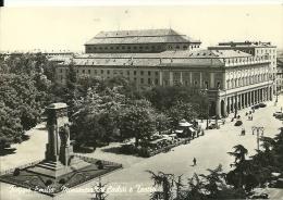REGGIO EMILIA   Monumento Ai Caduti E Teatro - Reggio Emilia