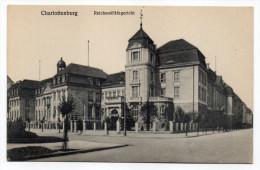 Allemagne-BERLIN--Charlottenburg---Reichsmilitarge Richt  N°18 éd Karl Altmann---------  K84/29--carte Pas Très Courante - Charlottenburg