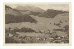 10918 -  Javorina V Pozadi Pol'ske Vrchy Woloszyn - Tchéquie
