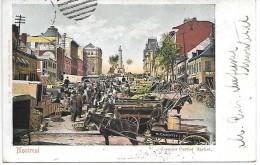 QUEBEC - MONTREAL - Jacques Cartier Market - Montreal