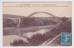 LA ROCHE BERNARD EN 1927 - N° 461 - LE PONT EN ARC ARTICULE - La Roche-Bernard